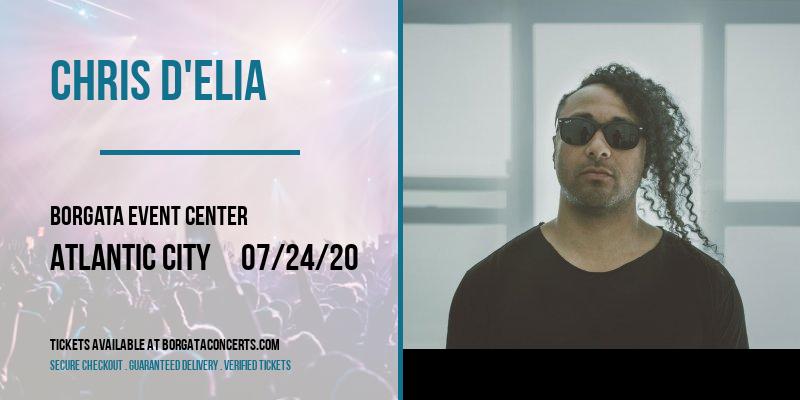 Chris D'Elia [CANCELLED] at Borgata Event Center