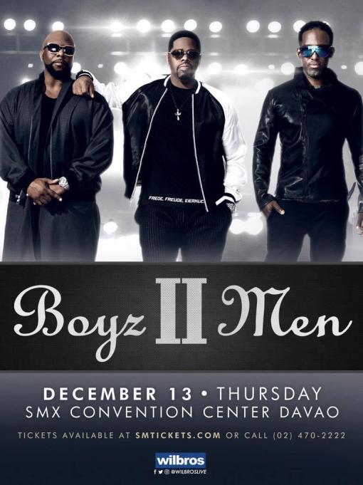 Boyz II Men at Borgata Event Center